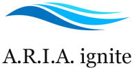 A.R.I.A. ignite C.I.C. logo