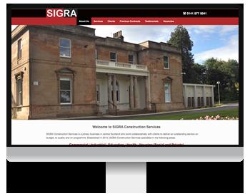 SIGRA construction screenshot